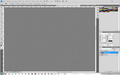 Hochpass-Filter - Photoshop - Schritt 2