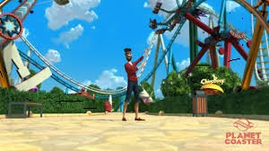 Planet Coaster Game Free Download Highly Compressed
