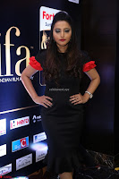 Meghana Gore looks super cute in Black Dress at IIFA Utsavam Awards press meet 27th March 2017 10.JPG