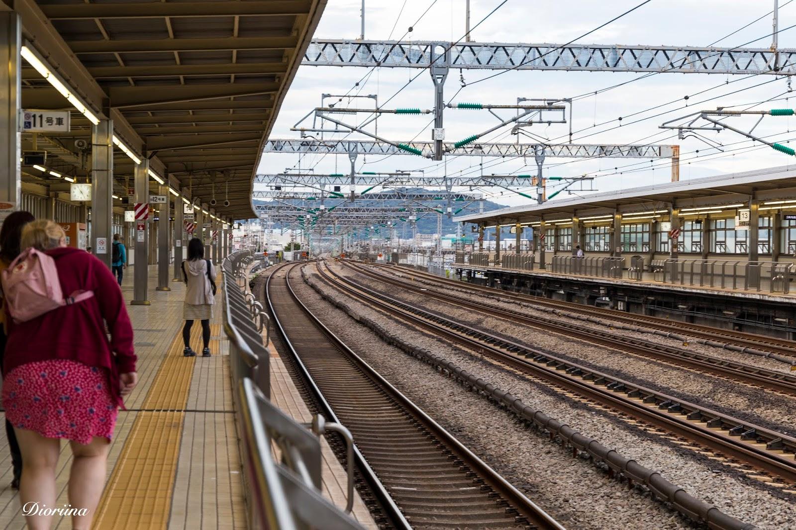Japanin rautatieasema