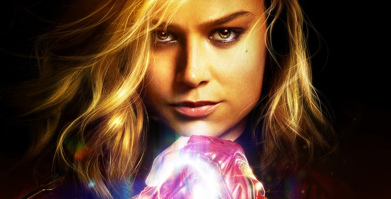 The Games of Chance: Review - Captain Marvel
