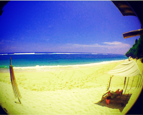 You reach non receive got to sink into the hustle too bustle of Kuta Woow BEAUTIFUL HIDDEN BEACHES IN BALI