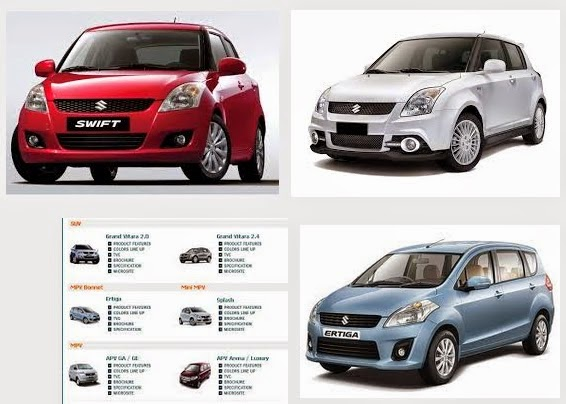 DP & Kredit Suzuki Swift Termurah 2016