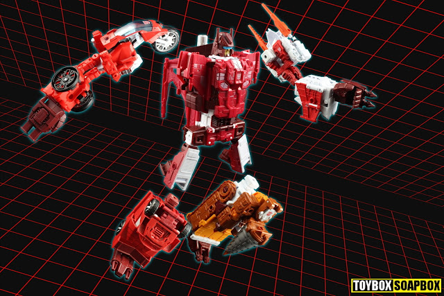 takara unite warriors computron uw-08