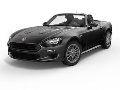 FIAT 124 Spider good performance
