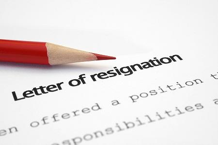 Surat Pengunduran Diri / Resign