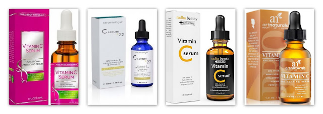 Click to Buy Any of These Serums