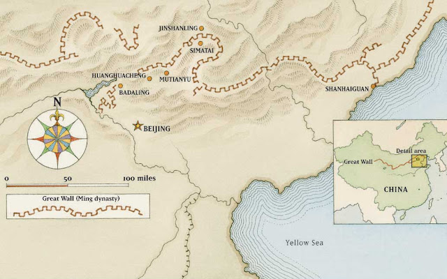Resultado de imagem para Badaling Grande Muralha