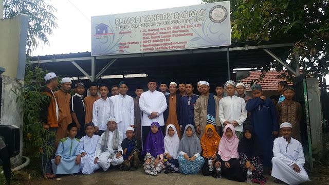Herman Deru Canangkan Satu Desa Satu Rumah Tahfidz
