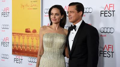 Холивудската звезда Анджелина Джоли подаде молба за развод с Брад Пит.