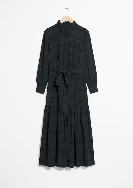And other stories maxi shirt dress