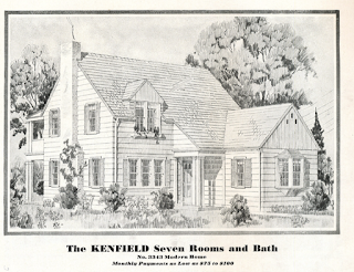 1932 sears house kenfield model