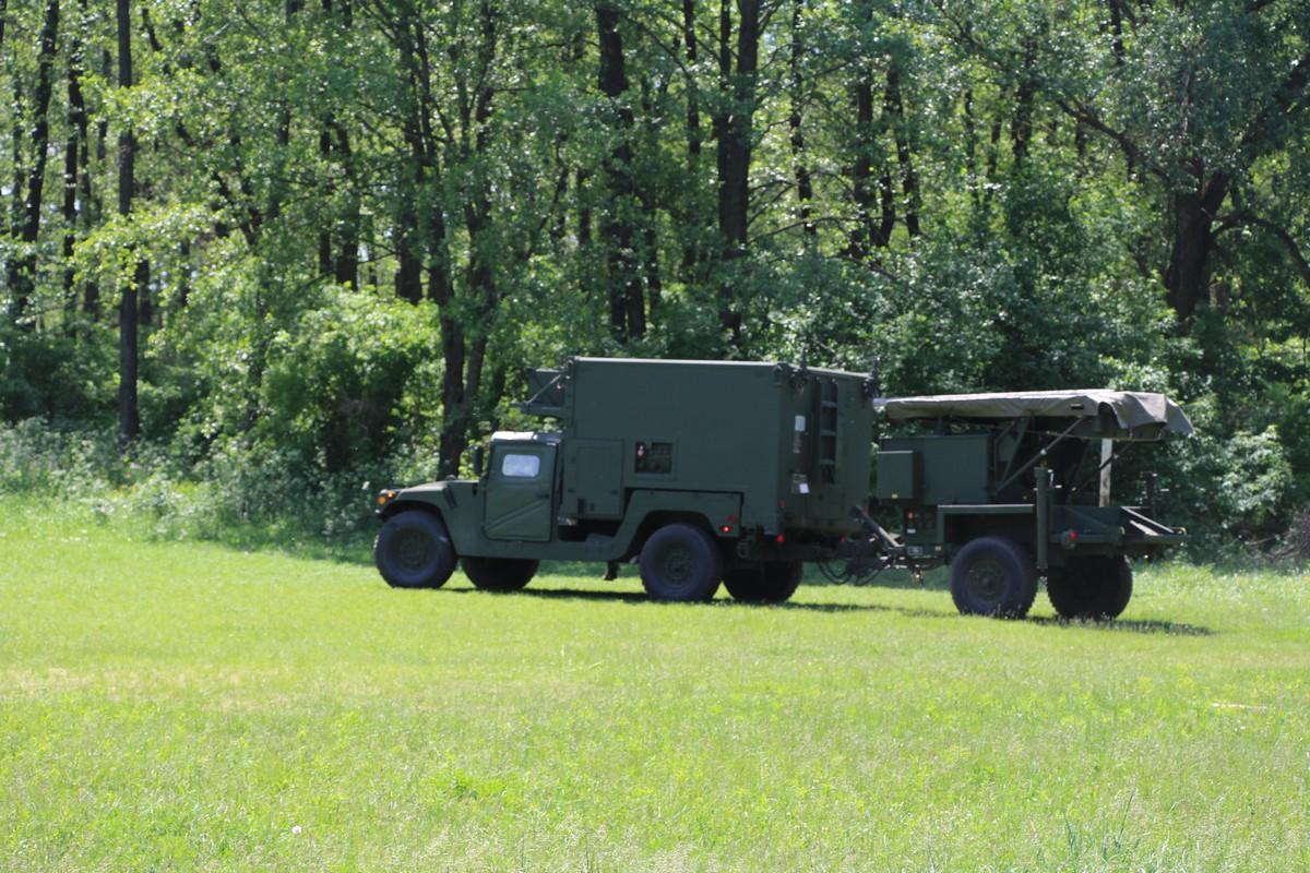 США передали ЗСУ два контрбатарейні радари AN/TPQ-36