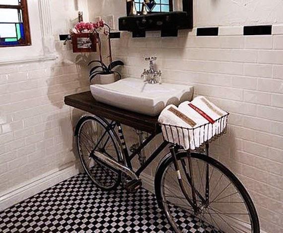 decorando con bicis