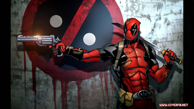 Deadpool Google Cover