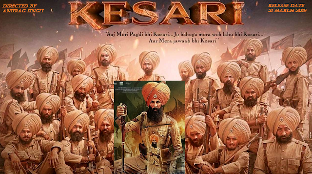Kesari (2019) Full Movie Download Watch Online