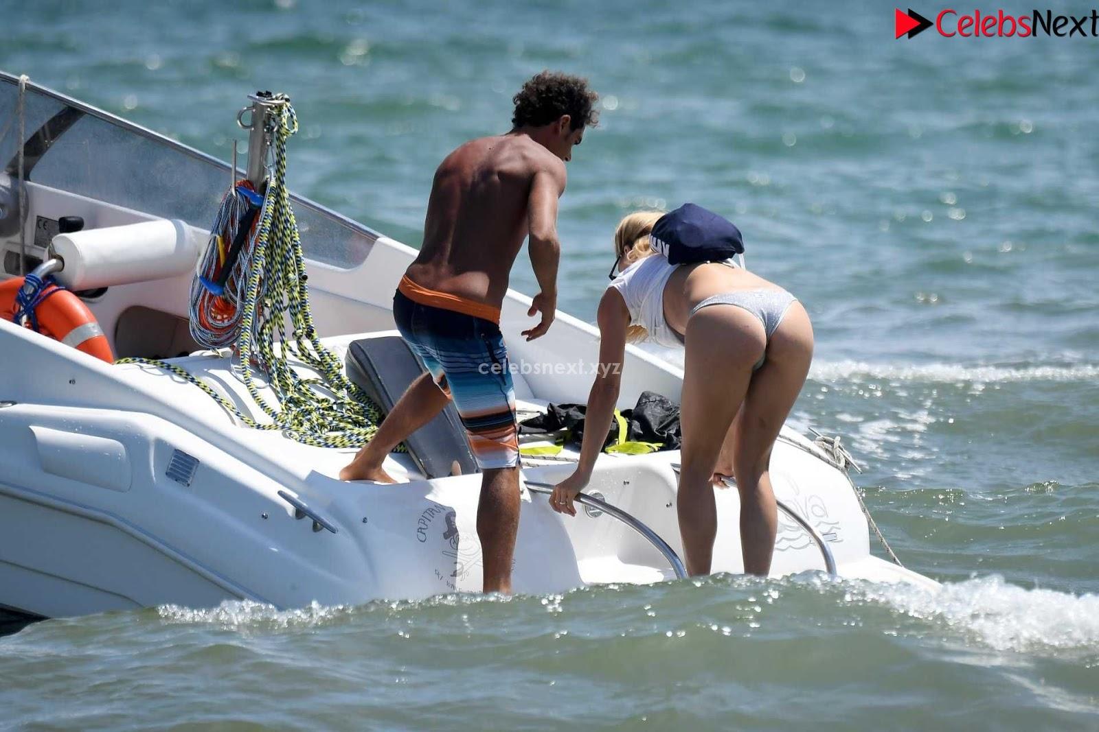 Michelle Hunziker Beautiful Booty ass Butts Boobs in Bikin July 2018 ~ CelebrityBooty.co Exclusive Celebrity Pics
