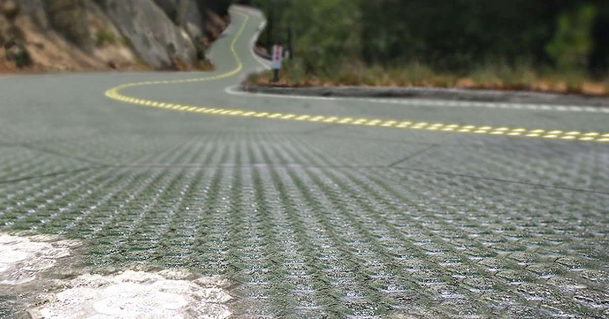 Iconic Route 66 To Become First Us Solar Roadway