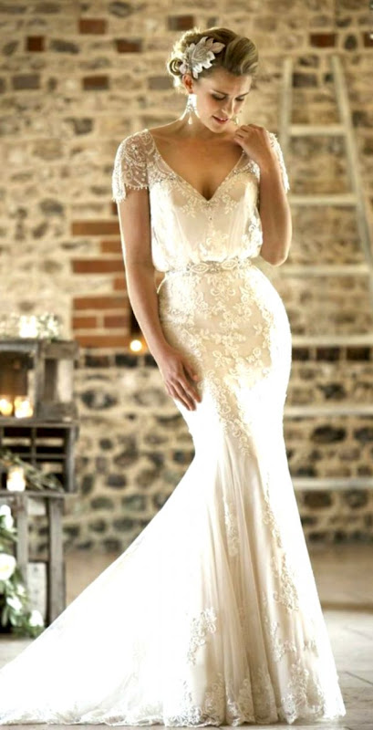 d27b21fb4e21 1001 Ideas for Vintage Wedding Dresses to Fall in Love With