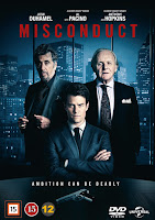 Misconduct (2016) Dual Audio [Hindi-DD5.1] 720p BluRay ESubs Download