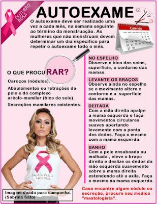 Outubro Rosa - 9 Dicas para Prevenir o Câncer de Mama