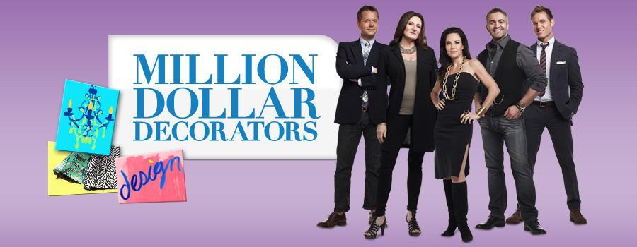 Million Dollar Decorators American Reality Television