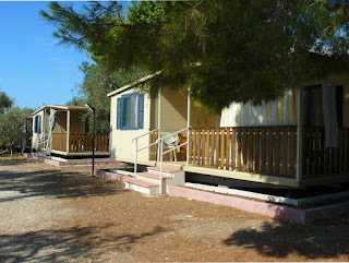 Casa Mobile Lusso Tipo A climatizzata 5 posti... a www.FontanaDelleRose.com