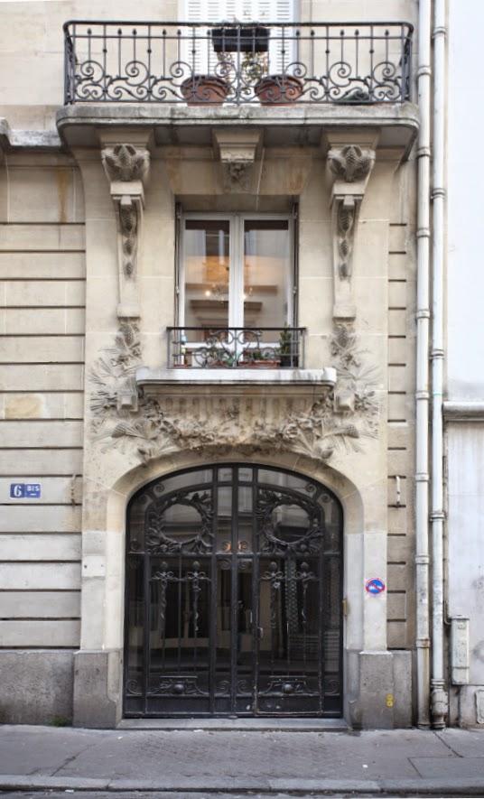 Rue Montparnasse