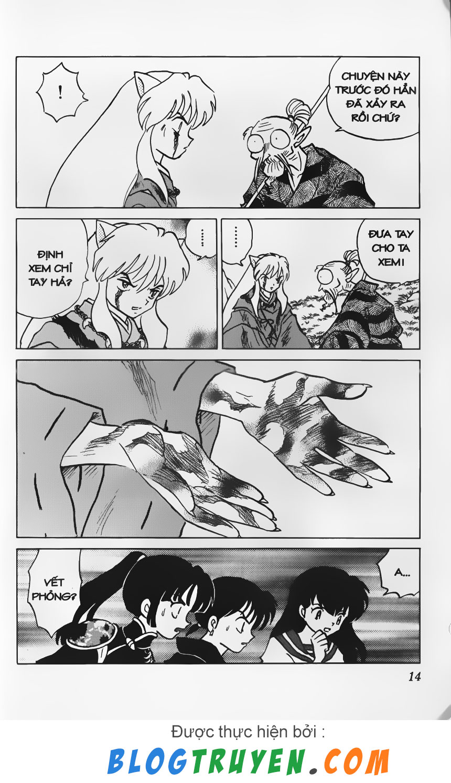 Inuyasha vol 41.1 trang 12