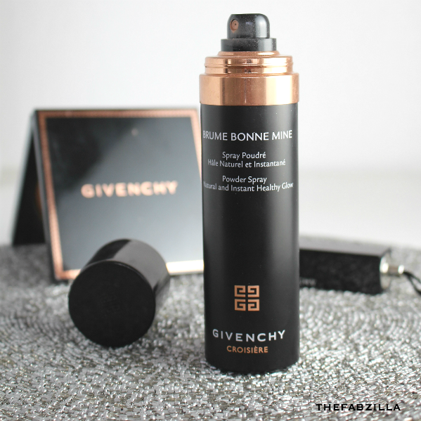 what is faux tanner, how to use faux tanner, Givenchy Brume Bonne Mine, Review, Swatch, Summer Beauty