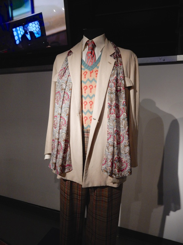Seventh Doctor Who costume