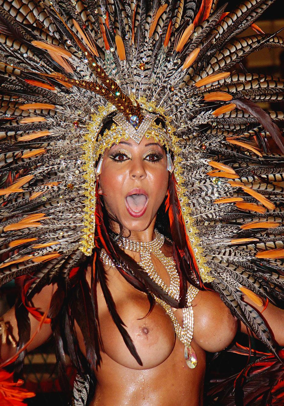 бразилия карнавал фото девушек порно