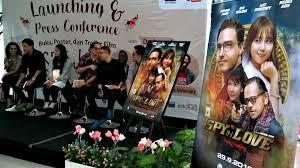 Downoad Film Indonesia Spy In Love (2016) Full Movie ganool BluRay