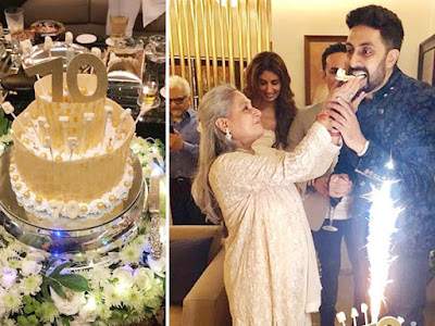 cake-jaya-Bachchan-turns 70