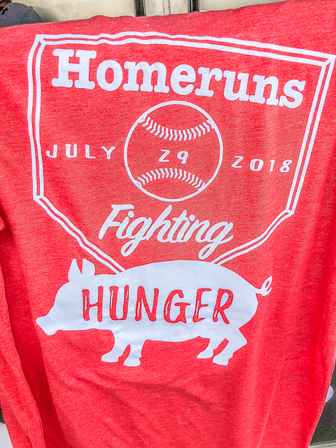Home Runs Fighting Hunger Charity Softball Tournament - Pig Pen Park - Brenneman Pork - Washington, Iowa