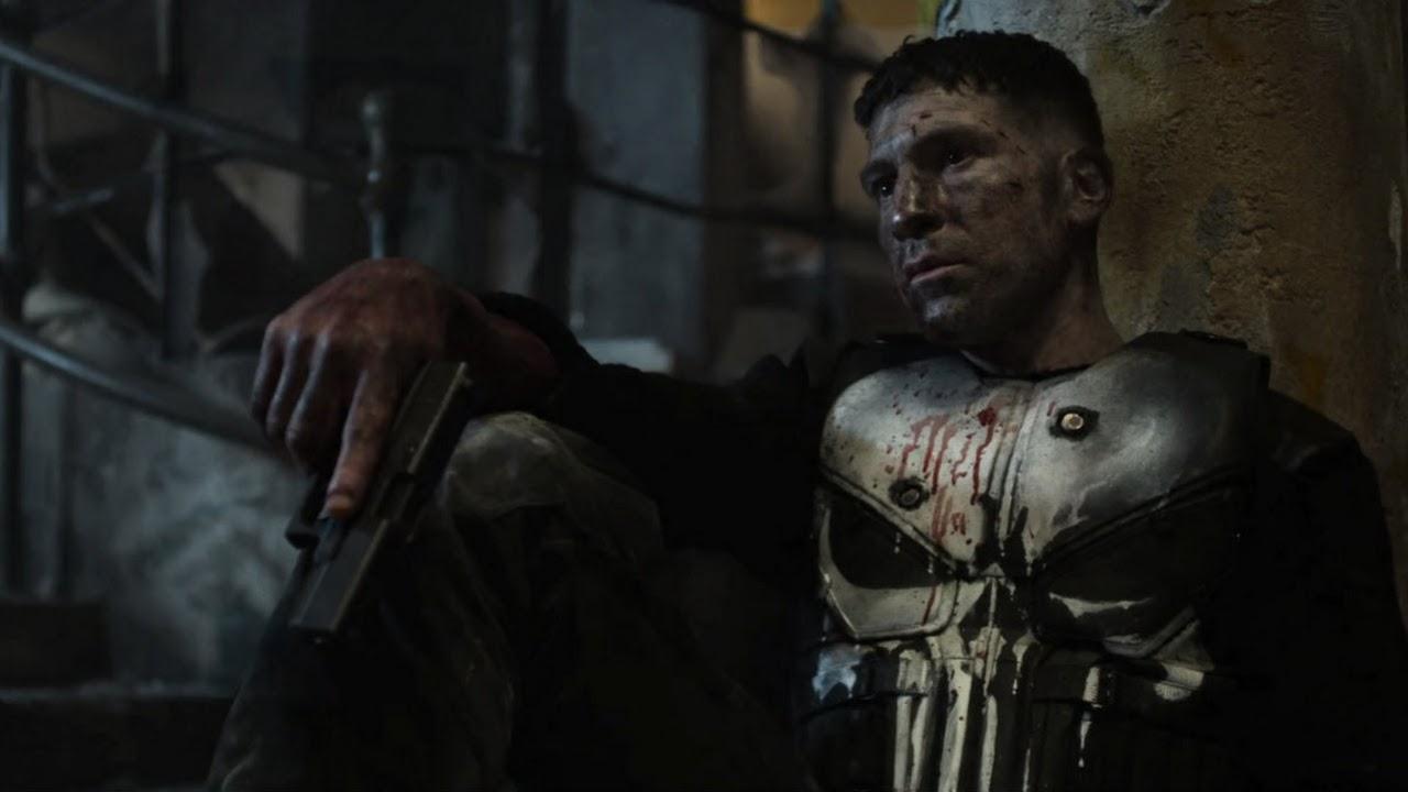 Filme do Justiceiro foi apresentado a Marvel Studios antes da série na Netflix