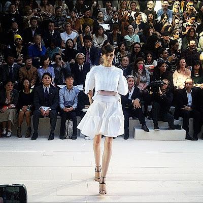 Paris Fashion Week from Instagram