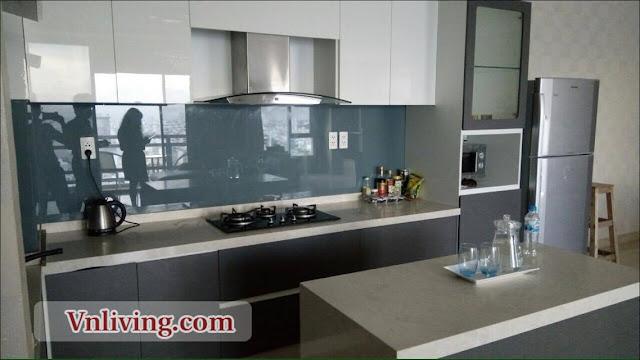 Kitchen room Horizon apartment for rent 2 bedrooms 120 sqm