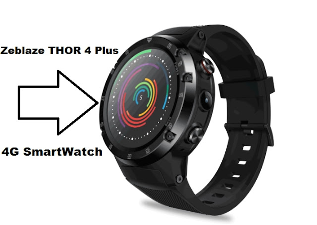 Zeblaze THOR 4 Plus SmartWatch Features