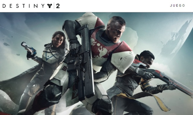 Destiny 2 para PC no estará en Steam