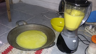 Pembuatan Selai Semangka