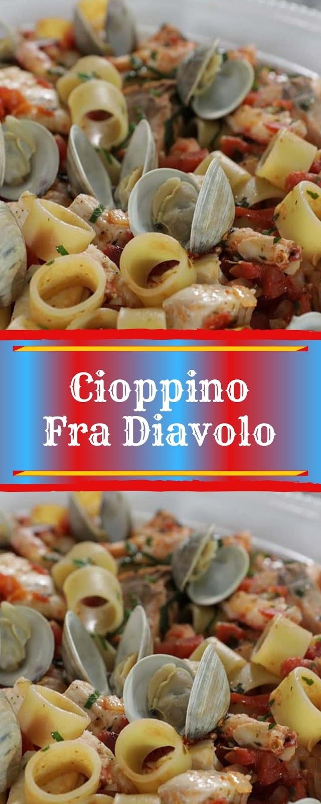 Cioppino Fra Diavolo