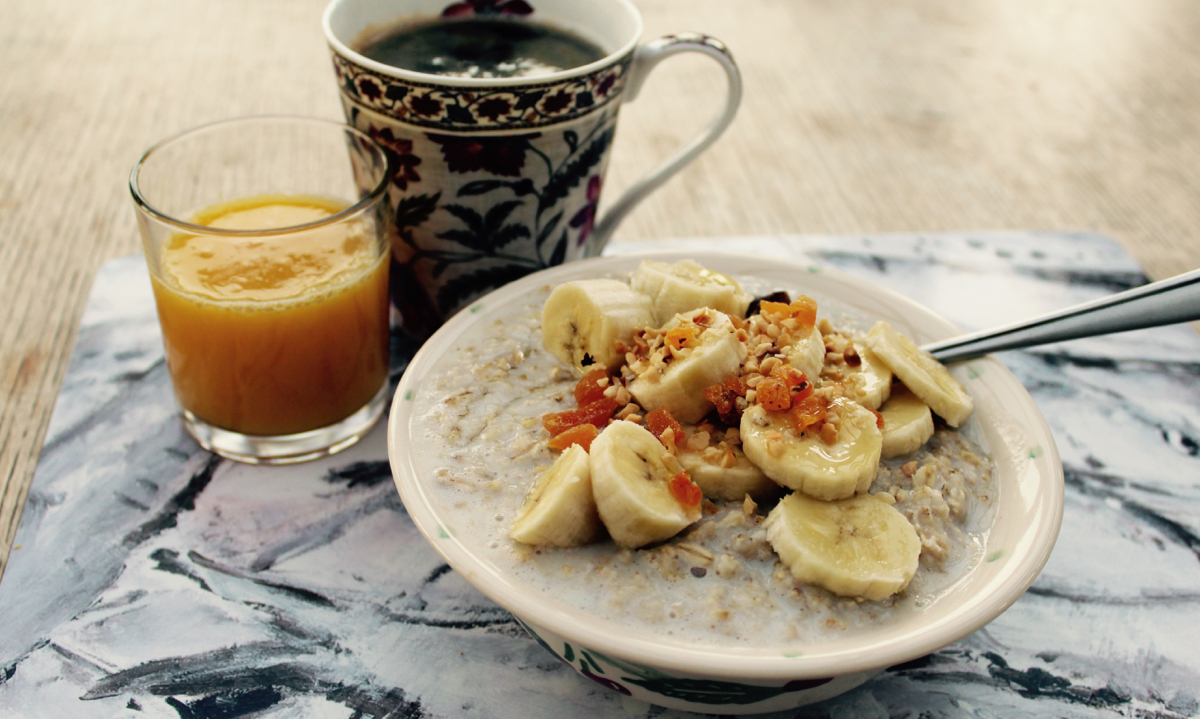 Cycling Breakfast Fuel - Tim Wiggins