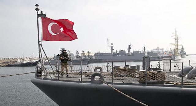 La Armada turca urge a crear una base naval en el norte de Chipre