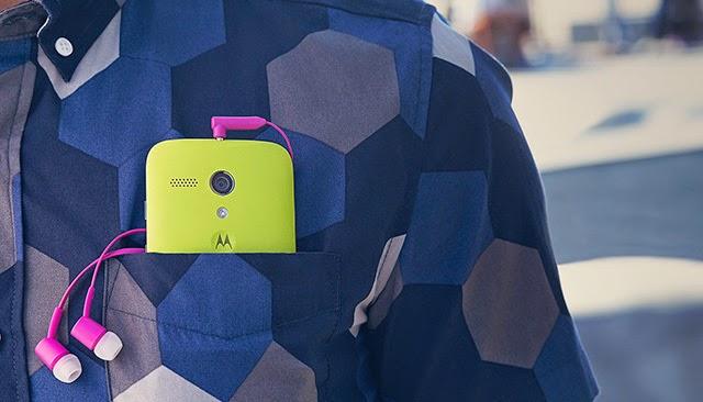 Harga Fitur Spesifikasi Motorola Moto G
