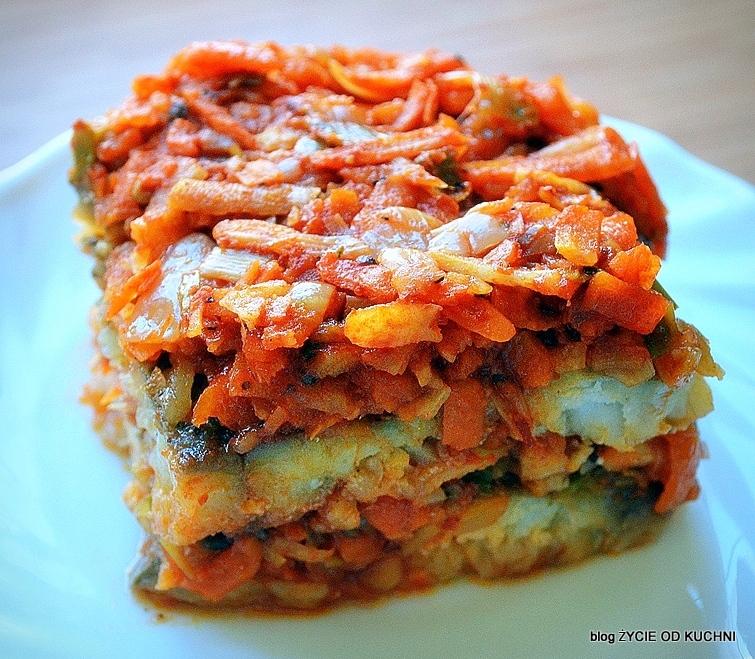 ryba po grecku, wigilia, boze narodzenie, zycie od kuchni
