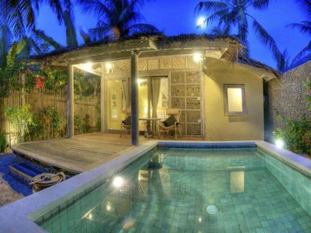 Hotel Les Villas Ottalia Gili Meno Lombok