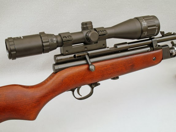 Archer on Airguns: Yes, Hammers Scopes Fit the QB78 and QB78