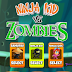 Ninja Kid vs Zombies online game