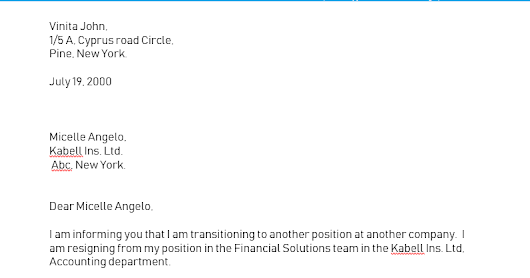 Resignation letter format for accountant resignation letter format resignation letter format for accountant resignation letter format for accoun expocarfo Gallery